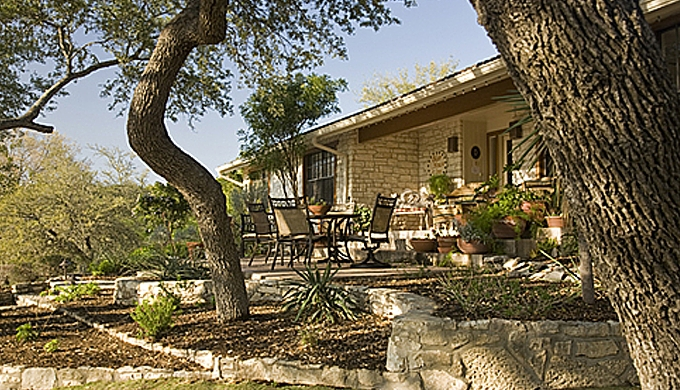 10 romantic getaways in the hill country Romantic Cabins In Fredericksburg Tx