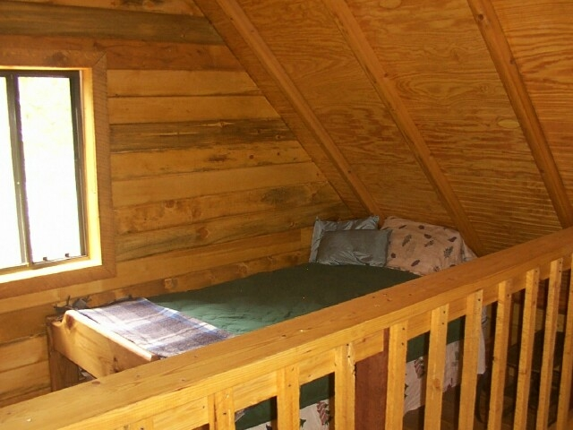 14 x 24 owner built cabin Small Cabin Plans With Loft 10x20