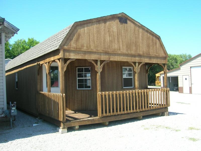 16×40 lofted barn cabin garages barns portable storage buildings 16×40 Deluxe Lofted Barn Cabin