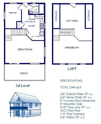 24×24 cabin plans with loft google search cabin in 2019 24×24 Cabin Floor Plans With Loft