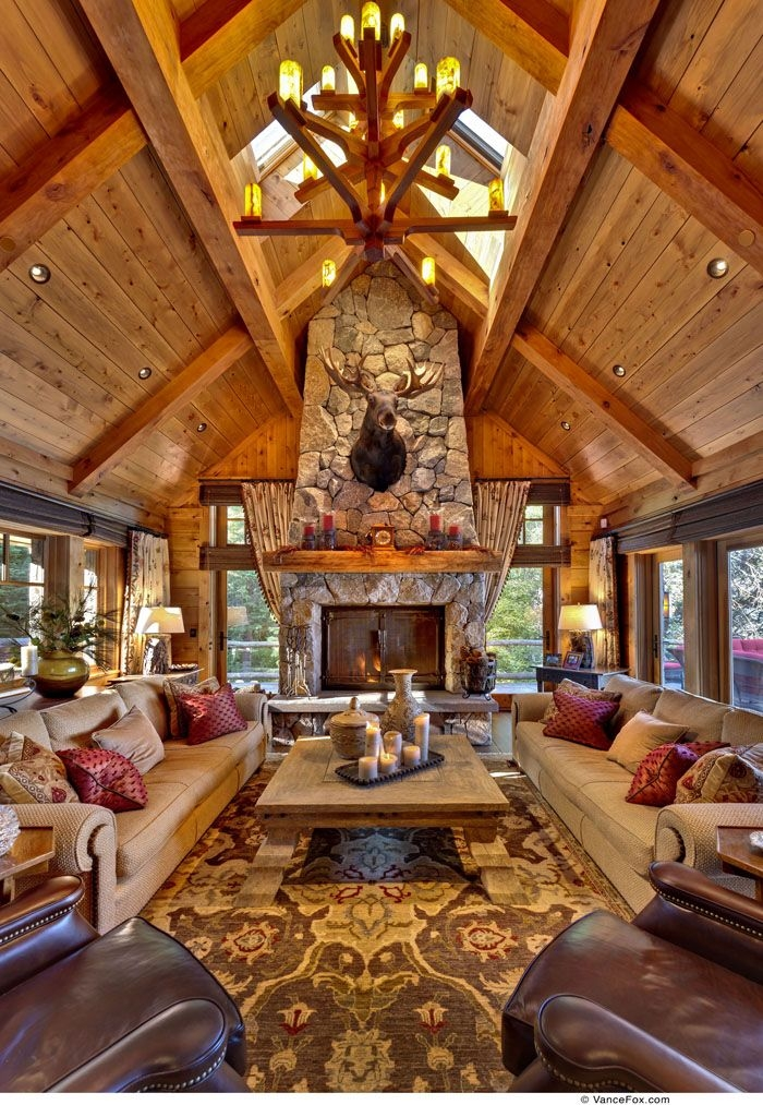389 best images on pinterest cottage home ideas and Pinterest Outdoor Cabin Decor