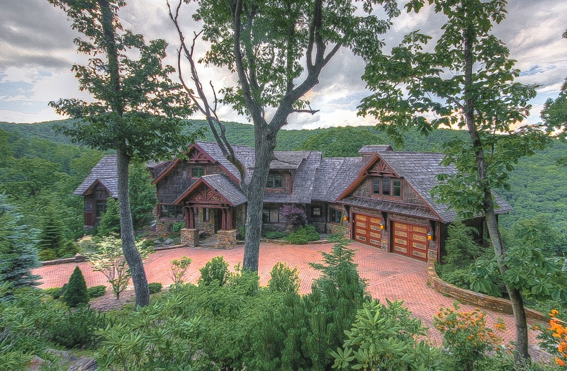 adirondack luxury mountain home 6400sf boone nc Adirondack Mountains Cabins