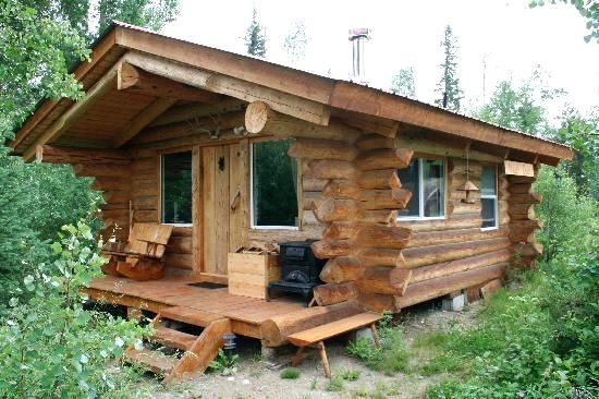 awesome small cabin plans with loft 1020 log cabin plans Small Cabin Plans With Loft 10x20