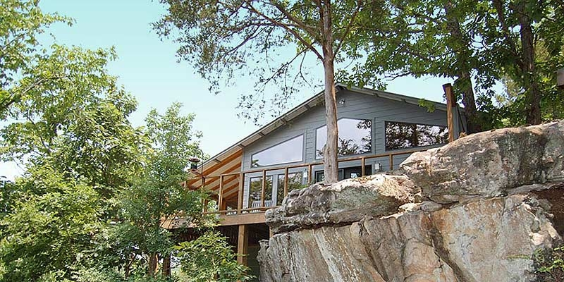 beaver lakefront cabins romantic vacation cabins in eureka springs Secluded Cabins In Arkansas