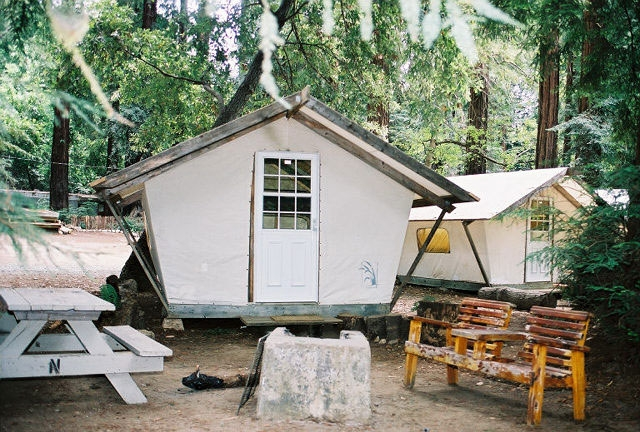 big sur campground cabins big sur ca california beaches Big Sur Campground & Cabins