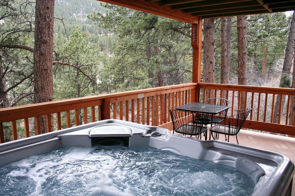book fawn valley inn in estes park hotels Cabins In Estes Park With Hot Tubs