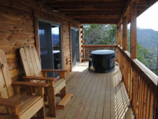 brand new romantic cabin for two bears den picture of can u canoe Eureka Springs Arkansas Cabins