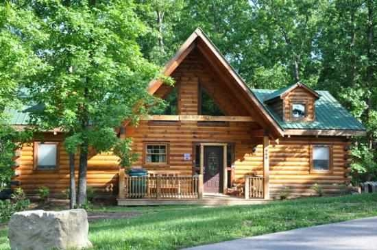 branson log cabins thousandhills Thousand Hills Cabins Branson