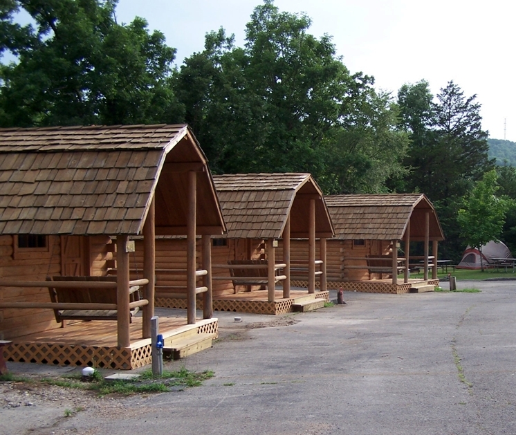 branson missouri campground cabins cottages lodges rv park Florida Campgrounds With Cabins
