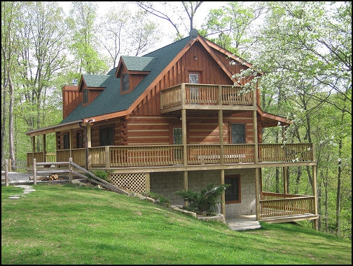 brown county indiana cabin rentals back to nature cabins Brown County Cabins Indiana