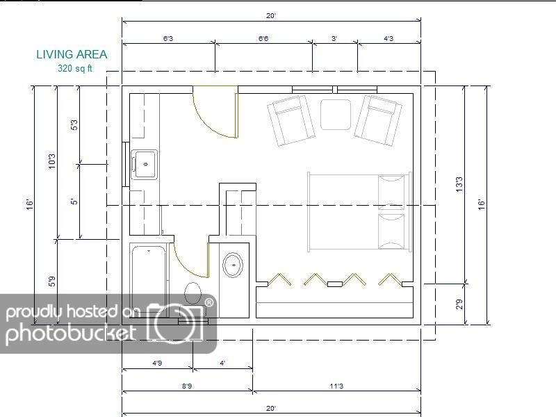 build a 16×20 cabin most popular leo ganu 16×20 Cabin Plans With Loft