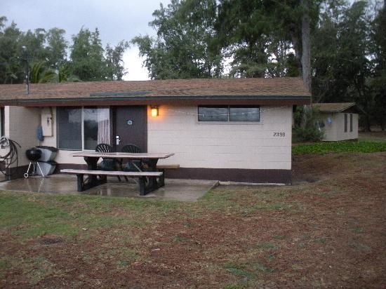 cabin picture of bellows air force station waimanalo tripadvisor Bellows Air Force Base Cabins