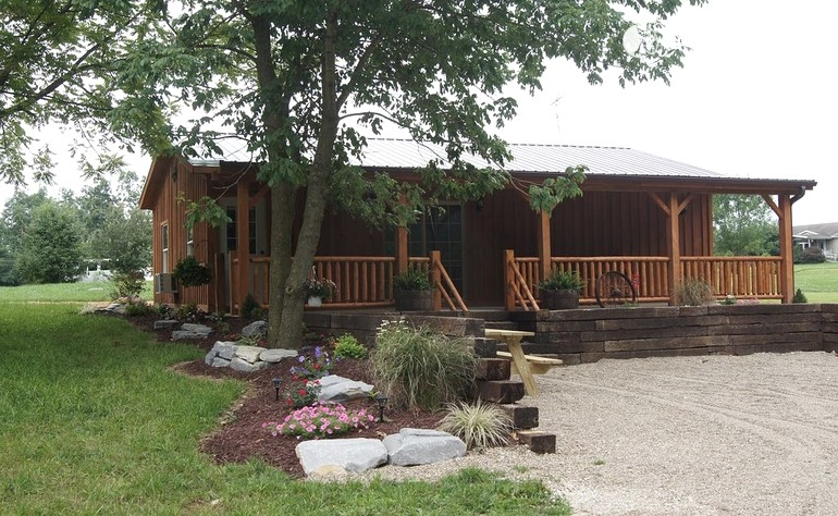 cabin rental on west bogg lake indiana Pet Friendly Cabins In Indiana