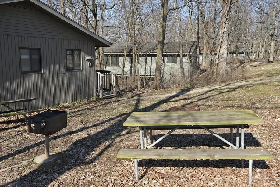 cabin upgrades planned for buck creek state park Buck Creek State Park Cabins