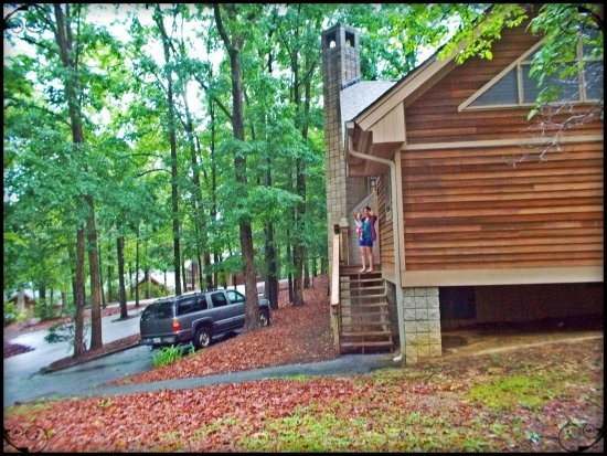 cabins are beautiful picture of devils fork state park salem Devils Fork State Park Cabins