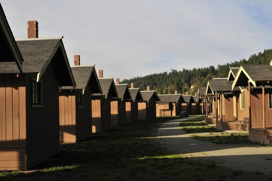 cabins at cama beach picture of camano island state park camano Camano Island State Park Cabins