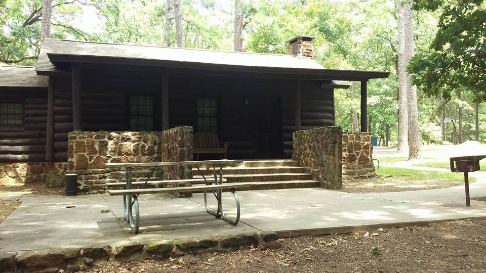 caddo lake state park cabins six person texas parks wildlife Caddo Lake State Park Cabins