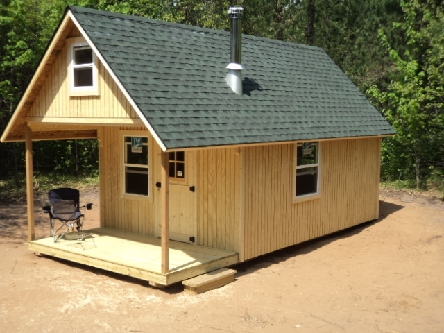 cool 10 x 20 cabin with loft ideas log cabin plans Small Cabin Plans With Loft 10x20