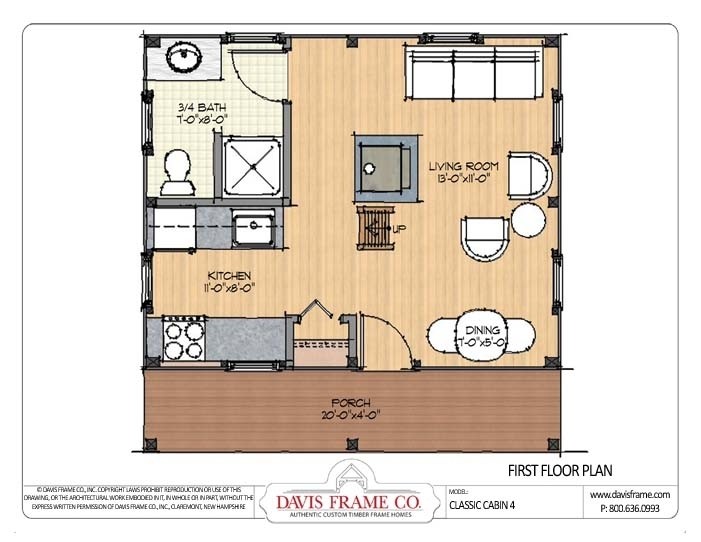 Permalink to Elegant 16×20 Cabin Plans With Loft Gallery