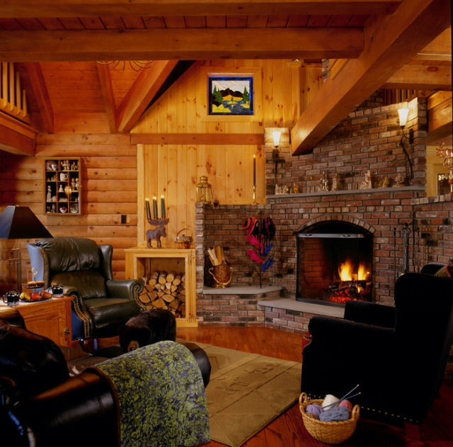 fireplace accessories for the log home real log homes Log Cabin Wood Stove Steamer
