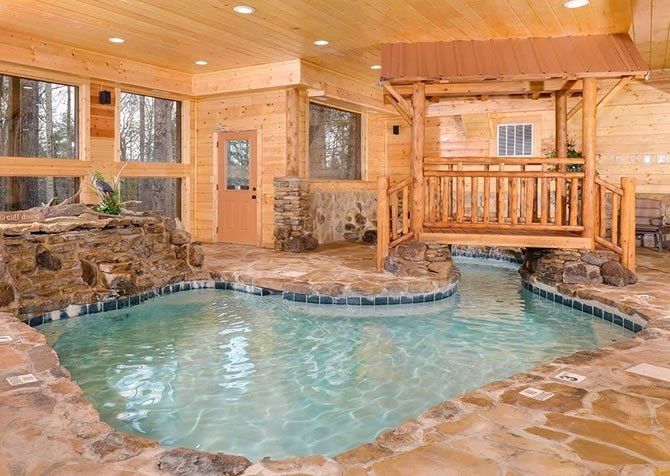 Permalink to Latest Cabins In Gatlinburg With Pool Gallery