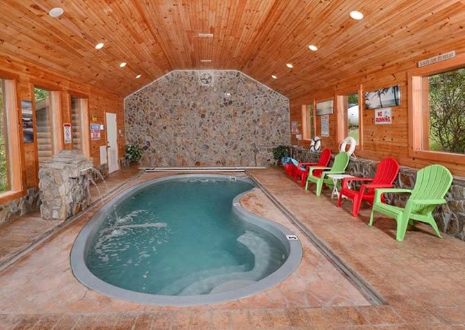 gatlinburg cabins with pools from cabins for you Cabins In Gatlinburg With Pools