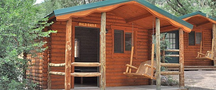 glenwood canyon resort cabins 20 25 per person per night based Cabins In Glenwood Springs