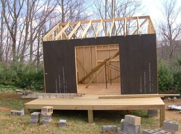 how to build a mortgage free small house for 5900 Buy A Small Cabin Already Built