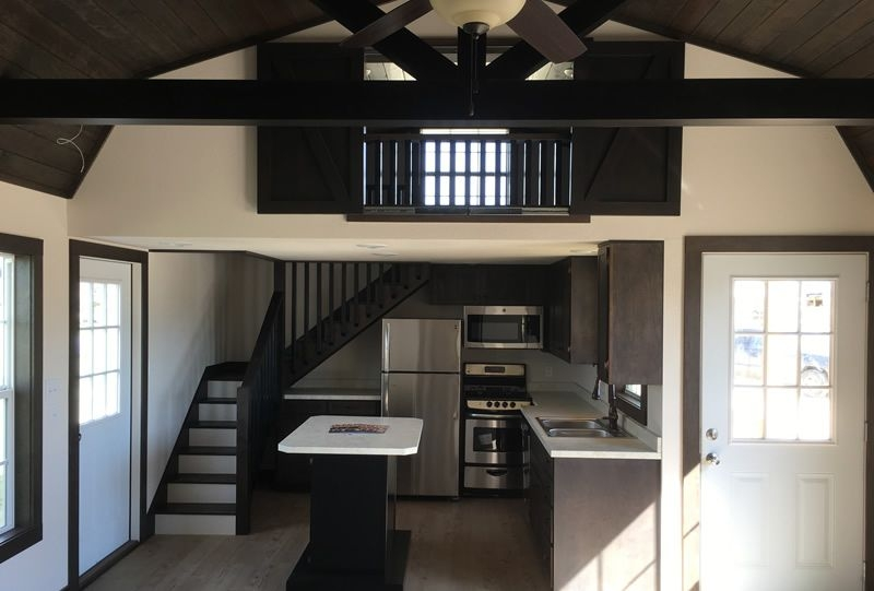image result for lofted barn cabins for sale in colorado lofted Deluxe Lofted Barn Cabin Finished