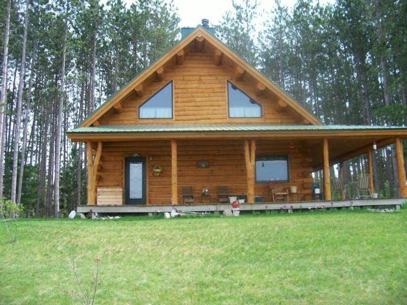 Permalink to Stunning 2 Bedroom Log Cabin With Loft Ideas