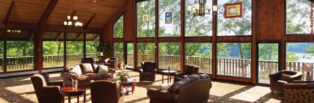 lodges conference centers in ohio state parks Ohio State Parks With Cabins