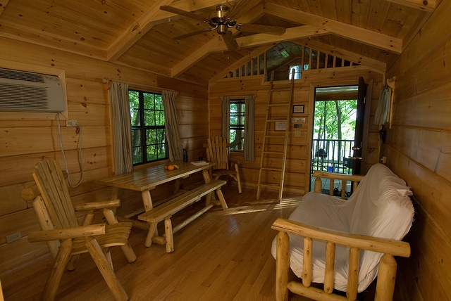 lodging missouri state parks Mark Twain National Forest Cabins