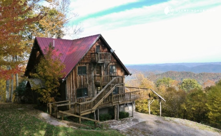 mountain cabin rental in west virginia Mountain Cabins In Virginia