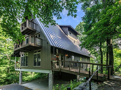 nc mountain vacation rentals near boone banner elk blowing rock Pet Friendly Cabins Boone Nc