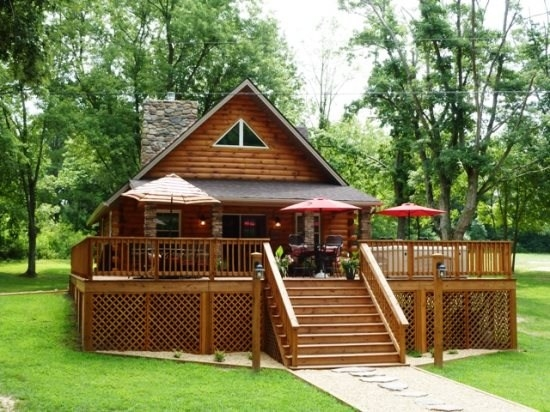 nine scenic rentals for your virginia mountain getaway virginias Mountain Cabins In Virginia