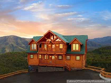 one bedroom cabins in gatlinburg pigeon forge tn Cabins In Tennessee Gatlinburg