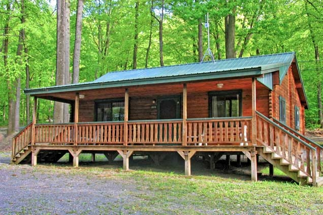 pennsylvania campgrounds adventure bound oak creek pa cabin Pa Campgrounds With Cabins
