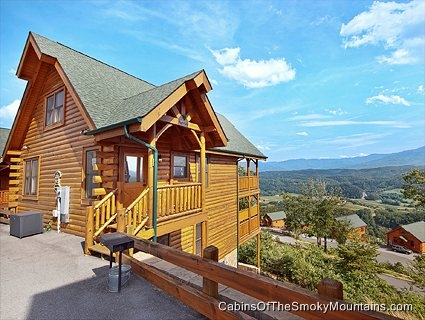 pigeon forge cabin breathless 3 bedroom sleeps 8 3 Bedroom Cabins In Gatlinburg Tn