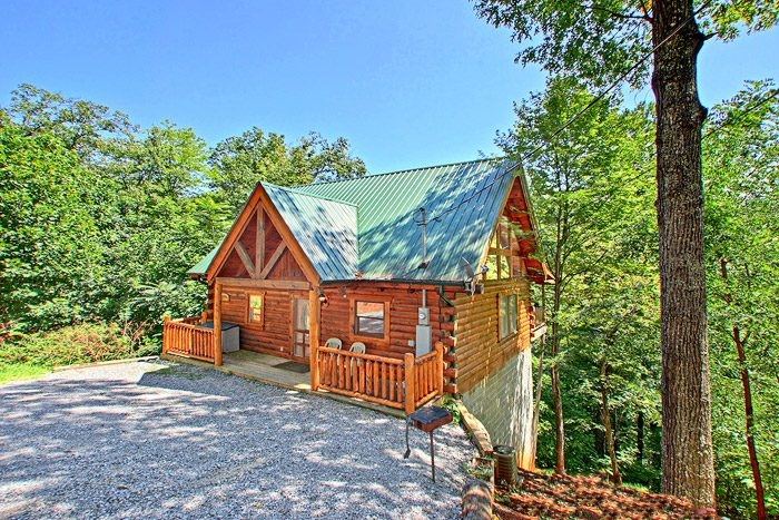 private cabin in the smokies gatlinburg pigeon forge Secluded Cabins In Gatlinburg Tn