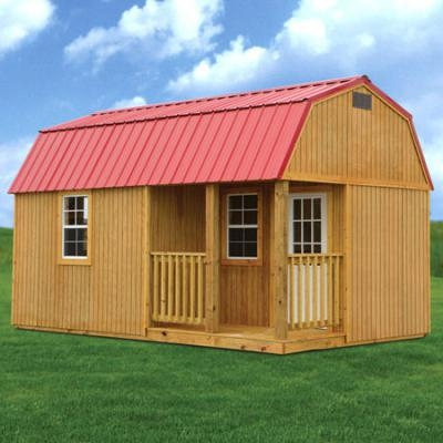 rent to own storage buildings sheds garages carports barns Lofted Barn Cabin For Sale