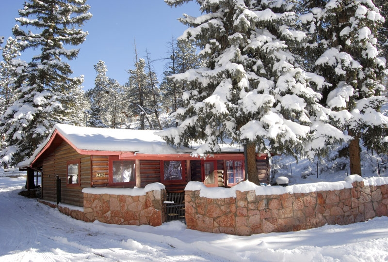rocky mountain lodge bed breakfast and cabins pikes peak area Pikes Peak Colorado Cabins