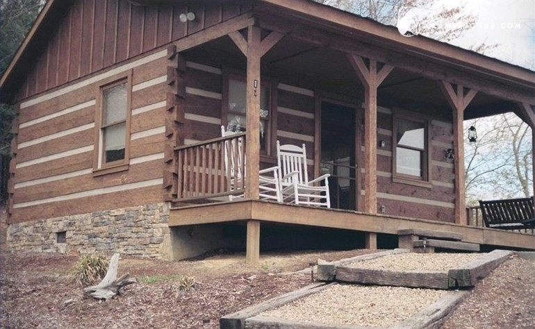 rustic cabin near stone mountain state park north carolina Nc State Parks With Cabins