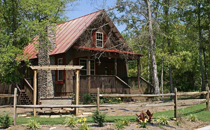 small cabin plan with loft small cabin house plans Small Cabin House Plans Loft