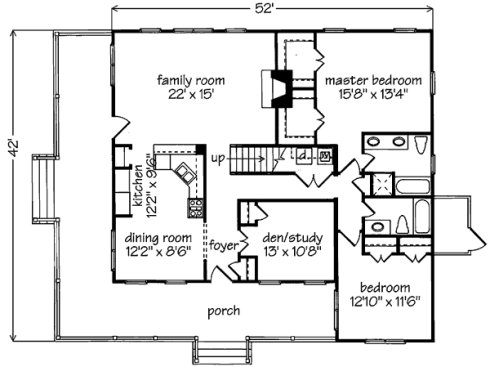 small cottage floor planspact designs for contemporary lifestyles Cabin Designs And Floor Plans