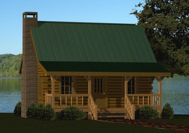 small log cabin kits floor plans cabin series from battle creek tn Small Cabin Kits With Loft
