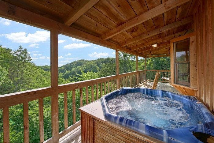 smoky mountain cabin rental in sevierville near pigeon forge Tennessee Mountains Cabins