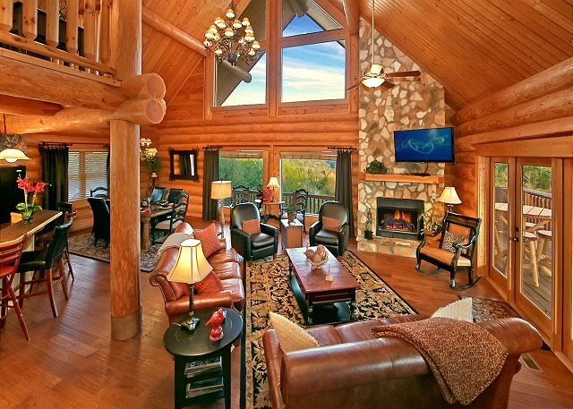 smoky mountain vacation cabins home Vacation Cabins In Tennessee