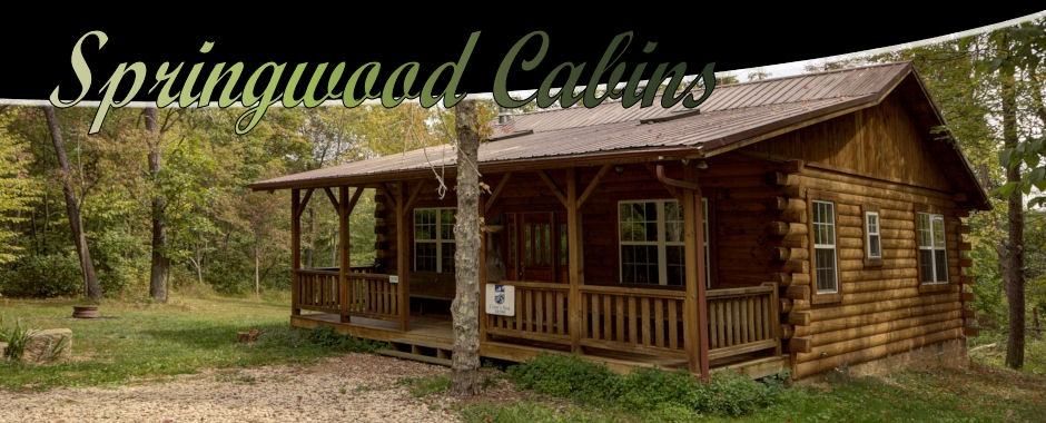 springwood cabins Pet Friendly Cabins In Hocking Hills