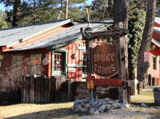 Permalink to Gorgeous Spruce Cabins Cloudcroft Nm 2019