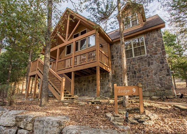 stones throw rental cabins in branson mo sunset nightly rentals Cabins In Branson Missouri